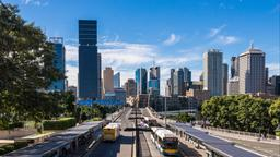 Brisbane hotels near King George Square