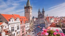 Prague car hire