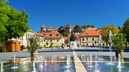 Eger hotels near Bishop's Palace