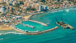 Larnaca hotels near Finikoudes Beach