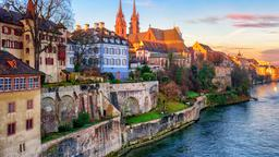 Find cheap flights from Durban to Basel
