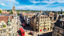 Oxford hotels near Brasenose College