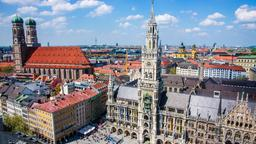 Find cheap flights from Cape Town to Munich