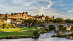 Carcassonne hotels near Medieval City