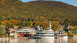 Lake George hotels near Lake George Forum