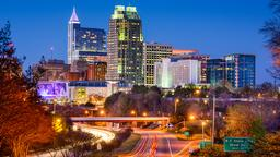 Raleigh hotels in Northeast Raleigh