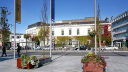 Galway hotels near Eyre Square
