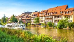 Bamberg hotels near Altes Rathaus