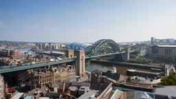 Newcastle upon Tyne car hire