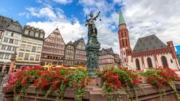 Find cheap flights from Sun City to Frankfurt am Main