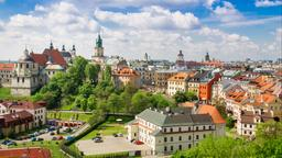 Find cheap flights to Lublin