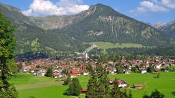 Oberstdorf hotels near Museum of local history
