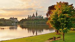 Ottawa hotels near Parliament Hill