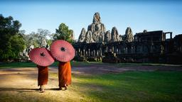 Find cheap flights to Siem Reap