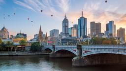 Melbourne hotels near ANZ Gothic Bank