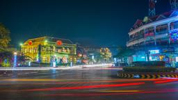 Siem Reap hotels in Night Market Area