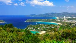 Find cheap flights from Johannesburg to Phuket City