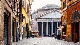 Find cheap flights from Durban to Rome Fiumicino