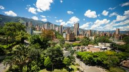 Find cheap flights from Johannesburg to Medellín