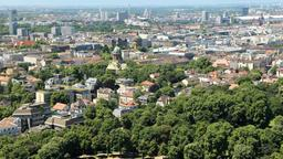 Hotels near Mannheim City airport