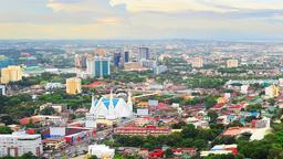 Find cheap flights from Johannesburg to Cebu City