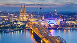 Find cheap flights from Cape Town to Cologne