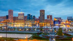 Baltimore hotels near Royal Farms Arena