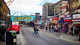 London hotels in Camden