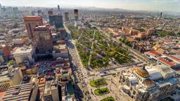 Find cheap flights to Mexico City Federal District