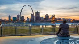 Find cheap flights from Johannesburg to St. Louis