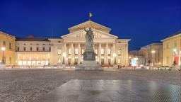 Munich hotels near Nationaltheater