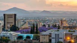 Find cheap flights from Johannesburg to Windhoek