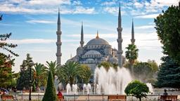 Find cheap flights from Johannesburg to Istanbul Ataturk Airport