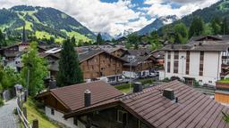 Gstaad car hire