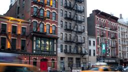 New York hotels in Bowery