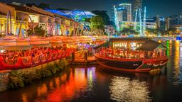 Singapore hotels near Clarke Quay