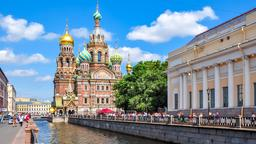 Saint Petersburg hotels near The Marble Palace