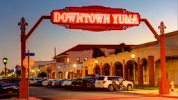 Hotels near Yuma airport