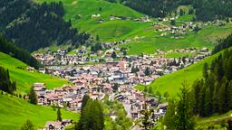 Ortisei car hire