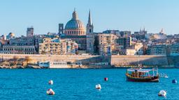 Find cheap flights from Johannesburg to Luqa