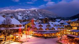 Whistler hotels near Blackcomb Excalibur Gondola