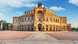 Dresden hotels near Semperoper