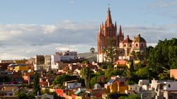 Find cheap flights to San Miguel de Allende