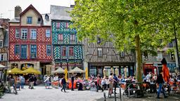 Rennes hotels in Villejean - Beauregard