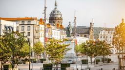 Clermont-Ferrand hotels near Musee Bargoin