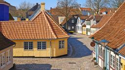 Odense hotels near Hans Christian Andersen's Childhood Home