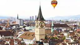 Zurich hotels near St. Peterskirche