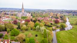 Salisbury hotels near Salisbury Cathedral