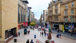 Find cheap flights from Durban to Glasgow Airport