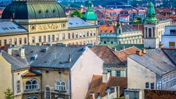 Find cheap flights from Cape Town to Zagreb